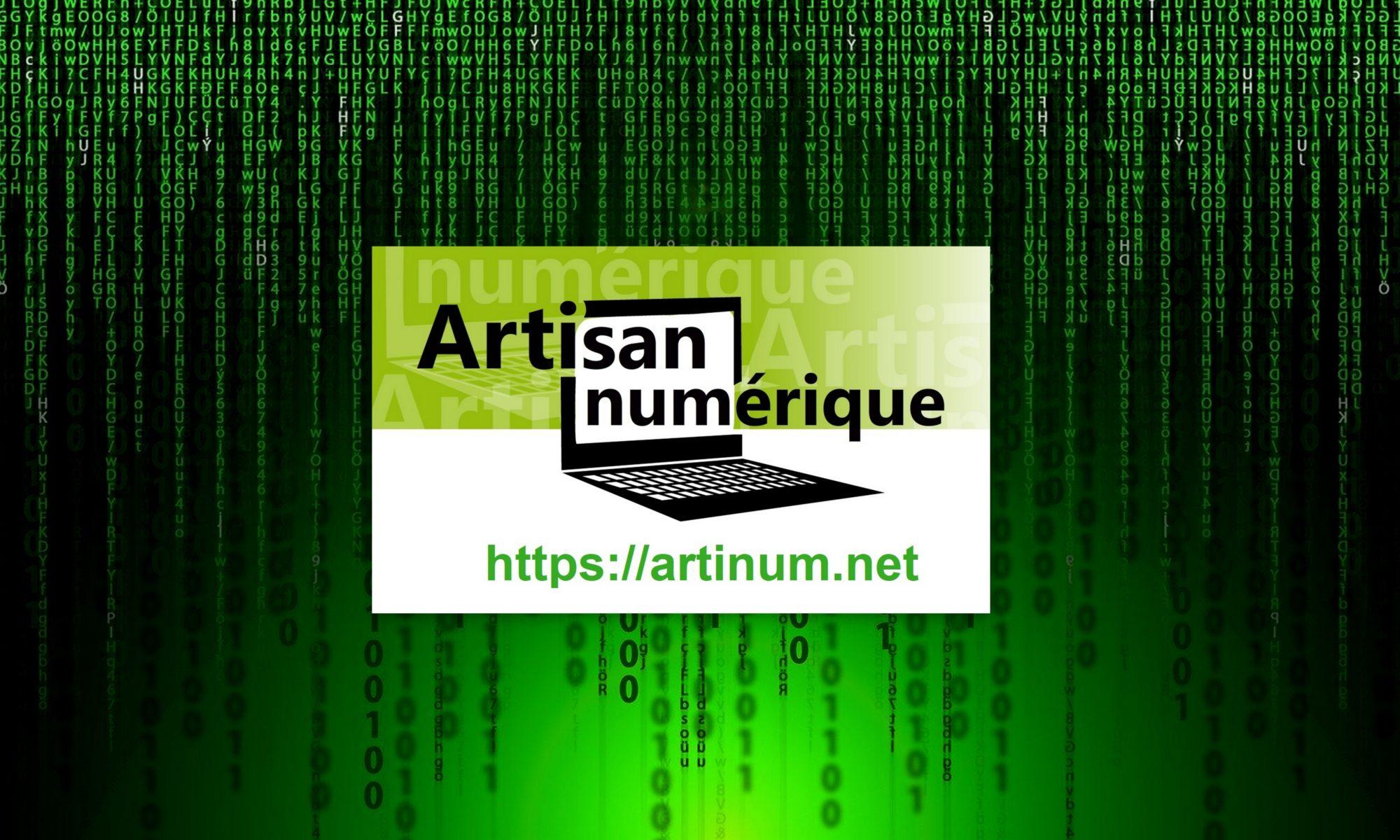 Artisan Numérique